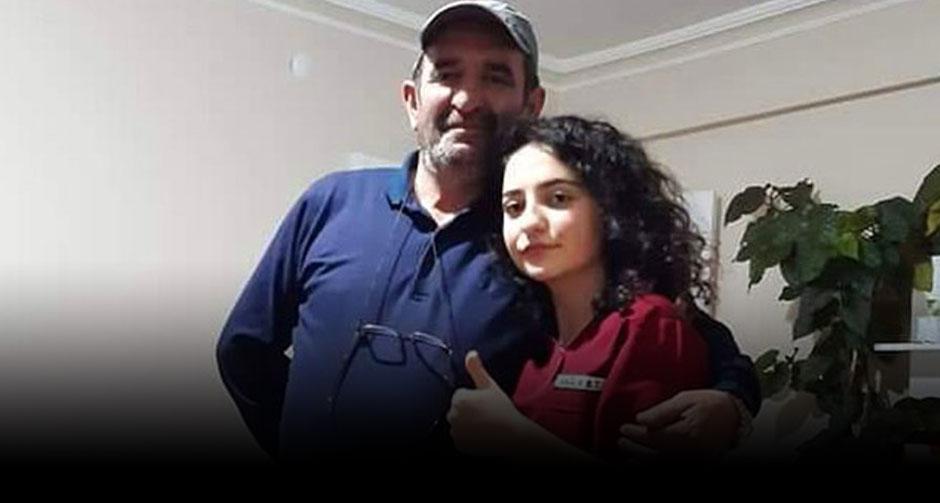 Kızı Şeyma'yı öldüren cani babanın cezası belli oldu