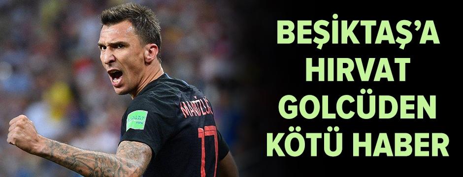 Hırvat golcü Serie A'ya döndü
