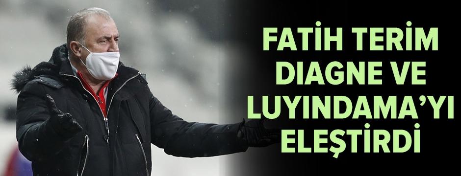 Fatih Terim, Beşiktaş mağlubiyetini değerlendirdi