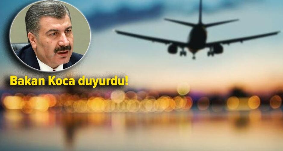 Türkiye bir ülkeye daha kapılarını virüs nedeniyle kapattı