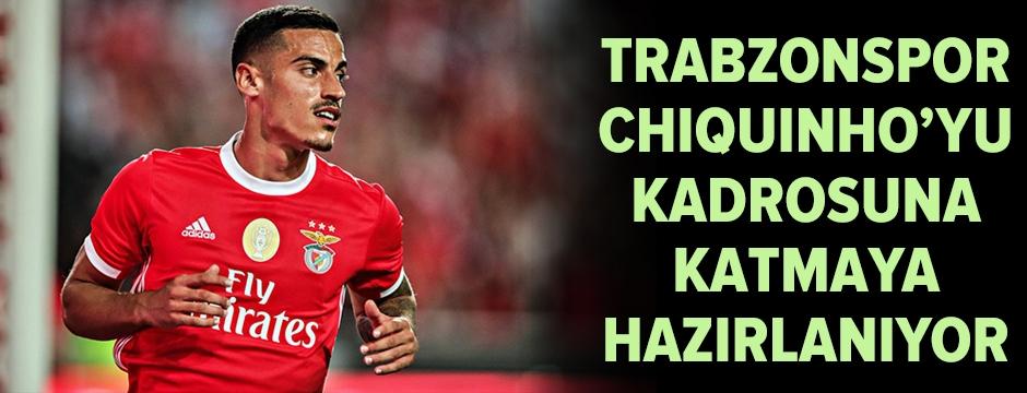 Chiquinho, Trabzonspor'a doğru