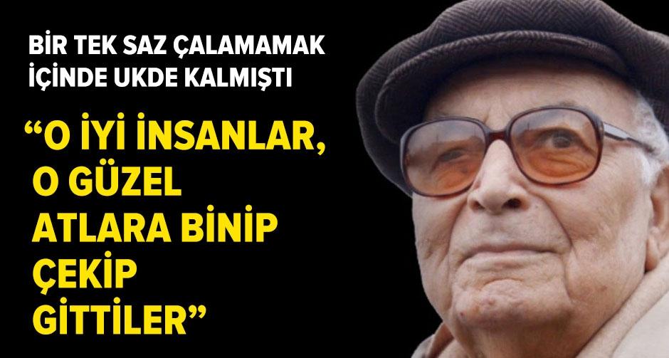 Yaşar Kemal'i ölümünün altıncı yılında saygıyla anıyoruz...