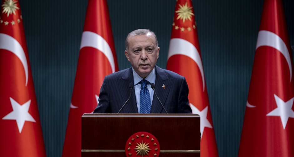Erdoğan açıkladı: Kontrollü normalleşme başlıyor!