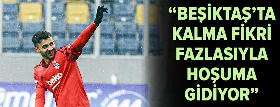 Ghezzal'den Beşiktaşlı taraftarlara müjde