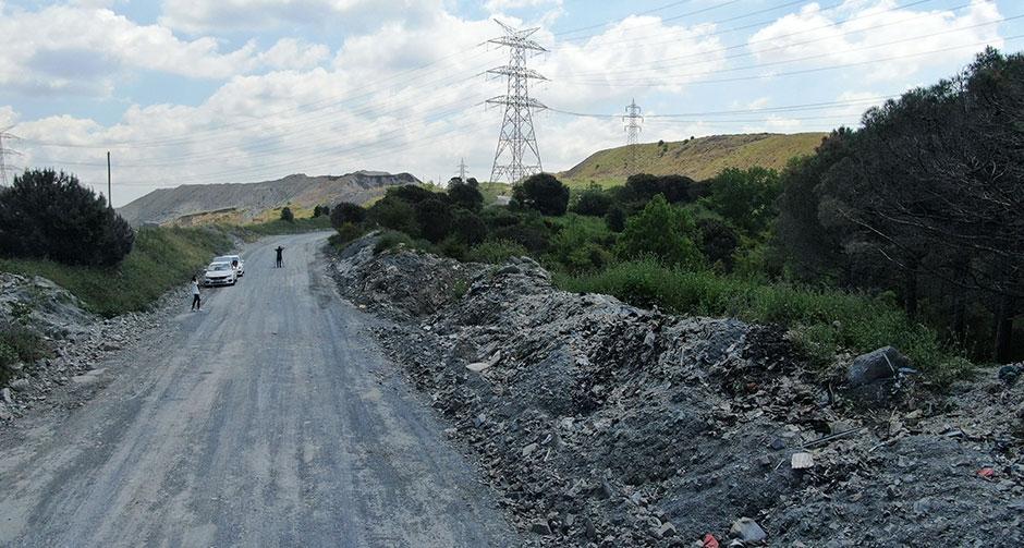 Alibeyköy Barajı çevresinde büyük tehlike: Uzmanlar uyardı!