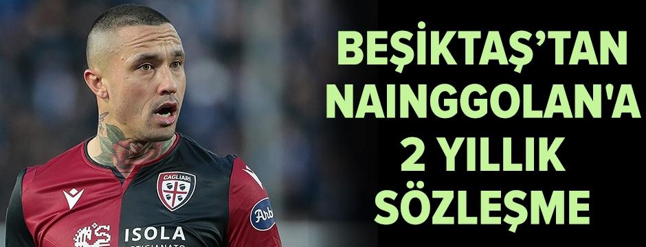 Beşiktaş'tan Nainggolan atağı