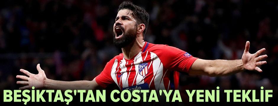 Beşiktaş'tan Diego Costa'ya yeni teklif